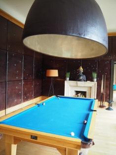 Inside Cowley Manor