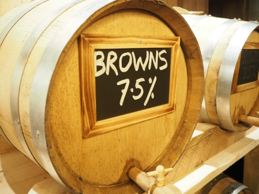 Browns Cider