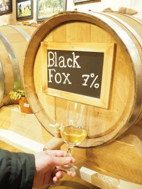 Black Fox Cider